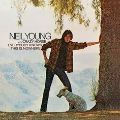 LP NEIL YOUNG WITH CRAZY HORSE - EVERYBODY KNOWS THIS IS NOWHERE