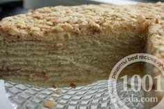 Торт Мокрый Наполеон