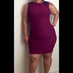 """Dress Dress was never worn but did get washed avail in size 2x and 3x Country: USA Fabric Content: 50% COTTON 50% POLYESTER Size Scale: 1XL-12/14  ◽️2XL-16/18◽️ 3XL- 20/22  Description: L: 36"""" B: 18"""" W: 16"""" Dresses"""