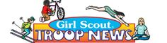Girl scout news letter