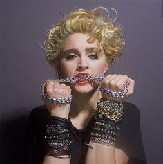Sex with Madonna: Fotos Madonna Albums, Madonna Photos, Madonna Music, Lady Madonna, Madonna Mode, Madonna Art, Madonna Fashion, Punk Fashion, 1980s Madonna