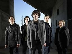 Snow Patrol - My favorite of all time. Those guys are absolutely wonderful.