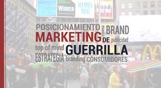 ¿Quién no ha visto algún cartel ingenioso mientras esperas a que llegue el autobús o metro? Esto y más es el marketing de guerrilla.
