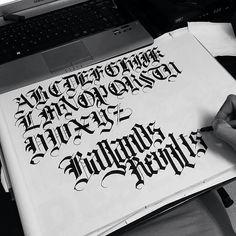 """562 curtidas, 9 comentários - BaganosRichardNunes (@baganosrevolts) no Instagram: """"BAGANOS REVOLTS @criminallettering #letters"""""""