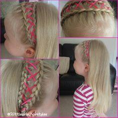 Corset braid style