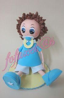 Fofuxetas y AlbiArt: Bebés fofuchos