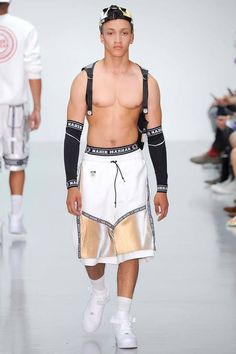 LONDON COLLECTIONS : 2015 S/S NASIR MAZHAR | Chasseur Magazine
