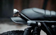 Honda Brat by Redeemed Cycles - Auto Modelle Honda Cb750, Honda Scrambler, Honda Bikes, Honda Nighthawk, Cb750 Cafe Racer, Cafe Racer Bikes, Cafe Racer Parts, Cafe Racer Seat, Cafe Racer Build