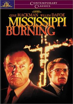 Mississippi Burning, 1989 Academy Awards (Oscars) Best Cinematography winner, Peter Biziou #Oscars #AcademyAwards  #GoodMovies #Movies