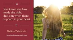 How To Stay True to Your Heart