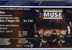 """17/05/2016 - MUSE """"DRONES WORLD TOUR 2016"""" (#26/2016) ! #alive #concerti2016 #livegigs #muse #drones #dronesworldtour #lifeismusic #musicislife #lamusicaringrazia #succedeamilano #milanodasentire #milanodavedere #ilovemusic #solocosebelle #milanoforum #iglombardia #igersmilano #igmilano #igerslombardia #may2016 #maggio2016 #instamusic #milano2016 #ilovemycity #bellamy #music #destaat  #vivoconcerti #musemu by g43t4n0"""