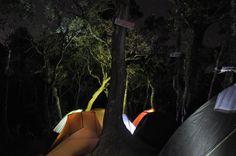 Camp-land.. Light Night Mt. Cikurai 2821 MDPL - Garut - Jawa Barat - Indonesia