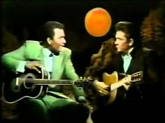 Johnny Cash and Charley Pride Medley