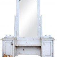Vintage kaptafels | spiegels in verschillende vormen - De Vintageloods