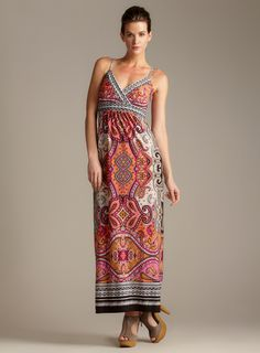 PLACEMENT PRINT MAXI
