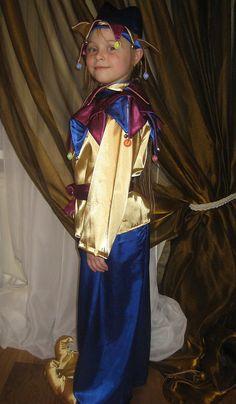Карнавальный костюм Петрушка своими руками на Новый Год