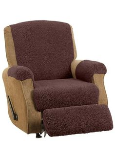 Marvelous Sheepskin Recliner Covers | Best Recliner Covers | Pinterest | Recliner  Cover And Recliner