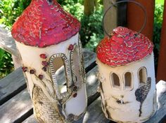 Tea Lights, Candle Holders, Clay, Candles, Pottery Ideas, Christmas Ornaments, Holiday Decor, Animal, Google