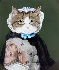 Rosmund Sargent (Ramsay) - artist; Susan Herbert