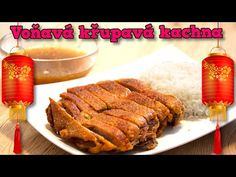 Voňavá křupavá kachna jako z Asijského bistra. Jednoduchý a skvělý recept. - YouTube China Food, Meatloaf, Chicken Recipes, Beef, Youtube, Meat, Chinese Food, Youtubers, Youtube Movies