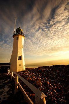 Scituate Lighthouse, Mass........