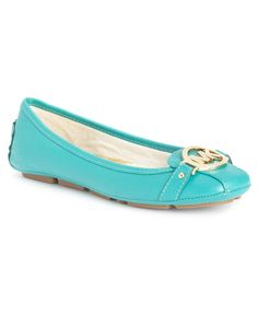 michael kors shoes blue