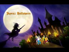 Joyeux Halloween / Happy Halloween