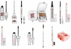NEW! Benefit The Brow Collection