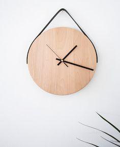 Como fazer você mesmo: Como fazer um relógio de parede minimalista