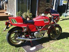 My other Ducati Pantah Ducati Pantah, Ducati Motorcycles, Classic Italian, Custom Bikes, Retro, Motorbikes, Vintage Italian, Custom Motorcycles, Custom Bobber