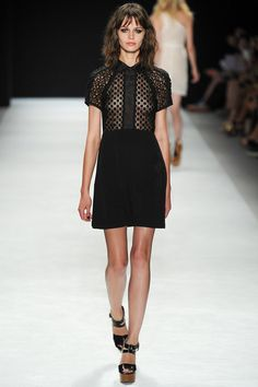 Jill Stuart Spring 2014 Ready-to-Wear Collection Slideshow on Style.com