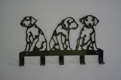 Dalmatian Key Holder  They are so cute!! Get one to hold all kinds of things for you!! http://www.etsy.com/shop/IRONHORSEAZ