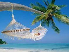 Spiaggia mare amaca