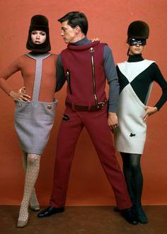 Mode voor Margriet - jaren 60 - Paul Huf
