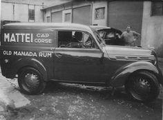 1950 (!) Ets-Mattei.Livraison Renault-Juvaquatre