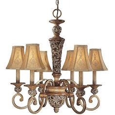 Buy the Minka Lavery Florence Patina Direct. Shop for the Minka Lavery Florence Patina 6 Light 1 Tier Chandelier from the Salon Grand Collection and save. Large Chandeliers, Chandelier Ceiling Lights, Mini Chandelier, Chandelier Shades, Wall Sconce Lighting, Wall Sconces, Simple Chandelier, House Lighting, Kitchen Lighting