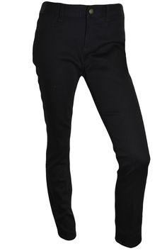 Tommy Hilfiger Womens Denim Legging Pant 6 Jegging Jean Skinny Black NEW #TommyHilfiger #CasualPants
