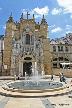 Igreja de Santa Cruz ~ Coimbra, Portugal