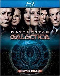 Edward James Olmos & Mary McDonnell - Battlestar Galactica: Season 4.5