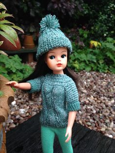Sindy jumper and hat