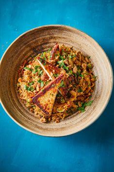 Green Kitchen, Tofu, Ethnic Recipes, Street, Hands, Walkway