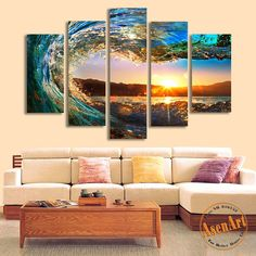 Model Number: T5-0097 Style: Modern Material: Canvas Type: Canvas Printings Support Base: Canvas Frame mode: Unframed Shape: Rectangle Frame: No Brand Name: AsenArt Original: No Calligraphy and painti