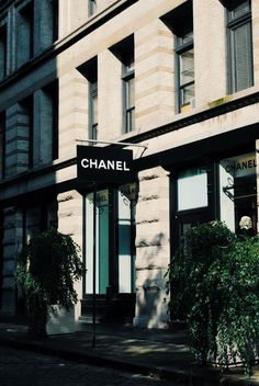 NYC 2013 || Chanel