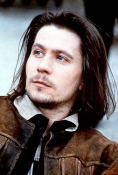 """Gary Oldman (photo from """"Rosencrantz and Guildenstern Are Dead"""")"""