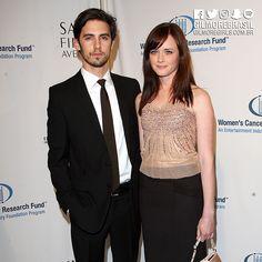 Alexis Bledel (Rory) e Milo Ventimiglia (Jess) namoraram na vida real por três anos e meio! O romance durou de dezembro de 2002 a julho de 2006.