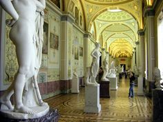 The Hermitage Museum- St. Petersburg-Russia