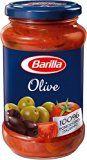 Barilla Sauce Tomates et Olives 400 g - Lot de 6