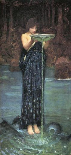 John William Waterhouse Circe Invidiosa painting for sale, this painting is available as handmade reproduction. Shop for John William Waterhouse Circe Invidiosa painting and frame at a discount of off. John William Waterhouse, Fine Art, Art Plastique, Oeuvre D'art, Art History, Les Oeuvres, Fantasy Art, Fantasy Names, Art Nouveau