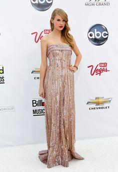 Taylor Swift Evening Dress
