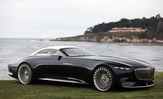 The new Vision Mercedes-Maybach 6 Cabriolet brought a new level of luxury and decadent style to the ... - Provided by Daily News, L.P.